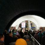 Петербургское метро закроют в ночь после празднования Дня Победы